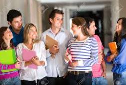 friends-relating help members interact